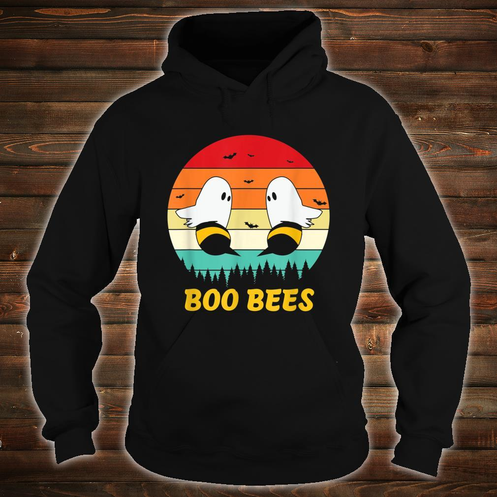 Couples Halloween Boo Bees Costume For Adult Her Shirt hoodie