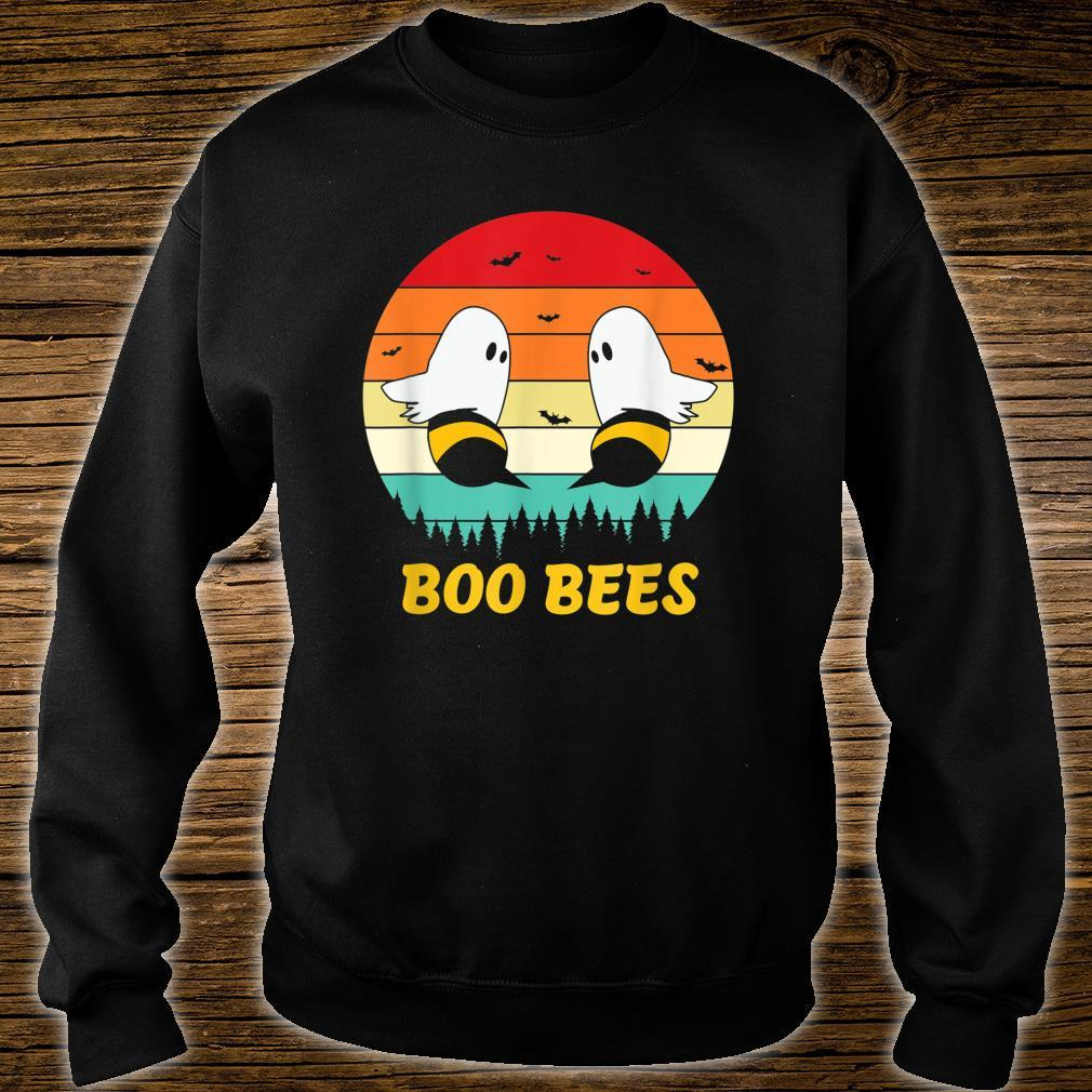Couples Halloween Boo Bees Costume For Adult Her Shirt sweater